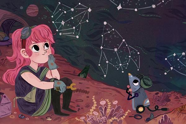 """听说""""灰姑娘""""上了太空,遇见了王子......"""